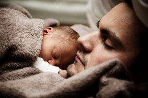 Regalo para padre o madre bebé